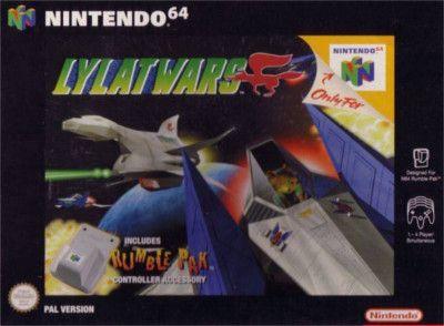 Lylat Wars (Star Fox 64)