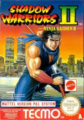 Shadow Warriors 2 (Ninja Gaiden 2: The Dark Sword of Chaos)