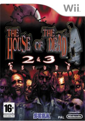 The House Of The Dead 2 & 3 Returns