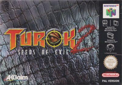 Turok 2: Seed Of Evil