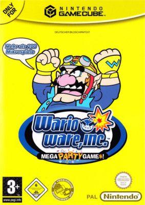WarioWare, Inc. Mega Party Game