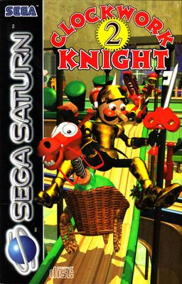 Clockwork Knight 2