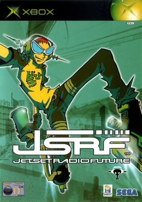 Jet Set Radio Future