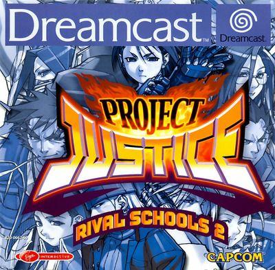 Project Justice: Rival Schools 2