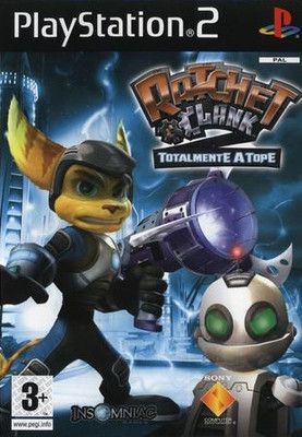 Ratchet & Clank 2: Totalmente A Tope