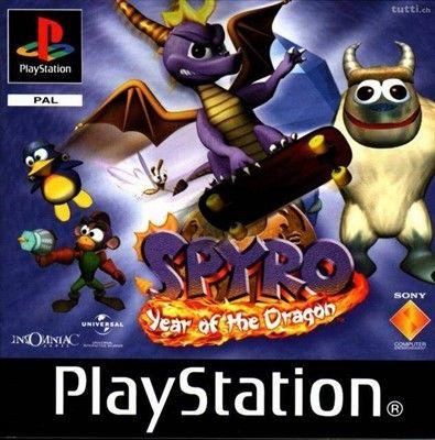 Spyro: El Año Del Dragón