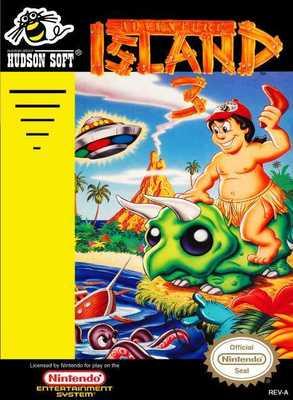 Adventure Island III