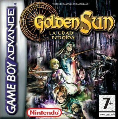 Golden Sun II: La Edad Perdida