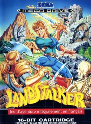 Landstalker: The Treasures Of King Nole