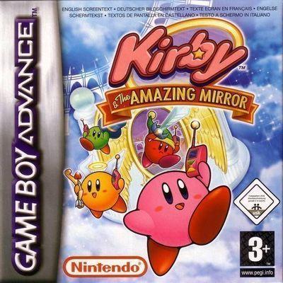 Kirby Y El Laberinto De Los Espejos