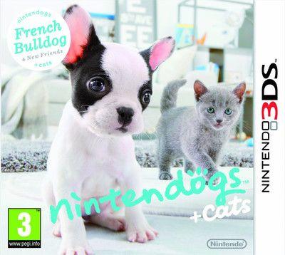 Nintendogs + Cats: Bulldog Francés Y Nuevos Amigos