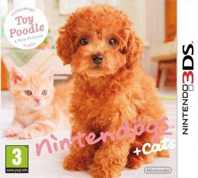 Nintendogs + Cats: Caniche Toy Y Nuevos Amigos