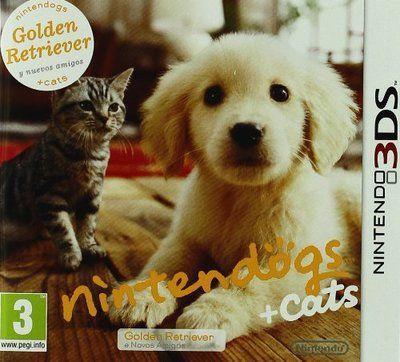 Nintendogs + Cats: Golden Retriever Y Nuevos Amigos