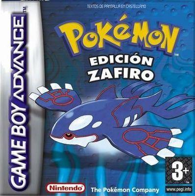 Pokémon Zafiro