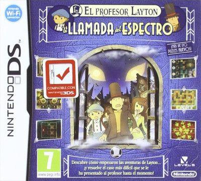 El Profesor Layton Y La Llamada Del Espectro