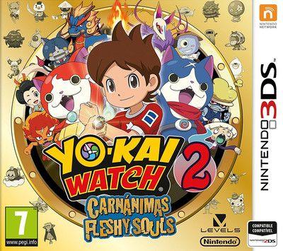 Yo-kai Watch 2: Carnánimas