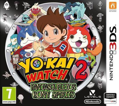 Yo-kai Watch 2: Fantasqueletos