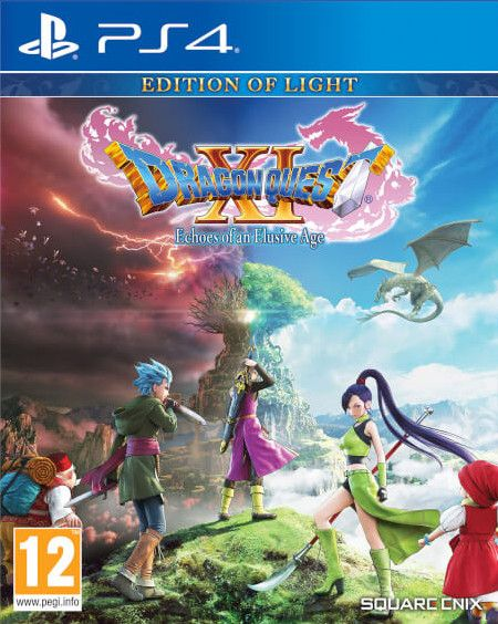 Dragon Quest XI: Edition Of Light