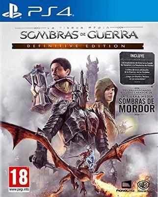 La Tierra Media: Sombras De Guerra: Definitive Edition