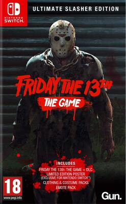 Friday The 13th: The Game – Ultimate Slasher Edition