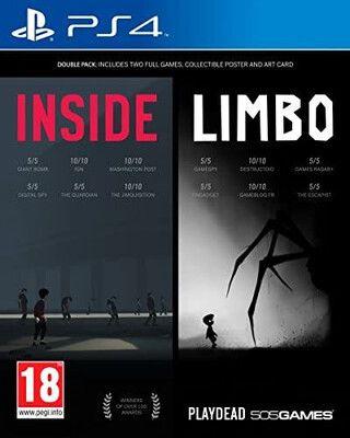 Inside + Limbo: Double Pack