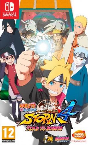 Naruto Shippūden: Ultimate Ninja Storm 4 – Road To Boruto