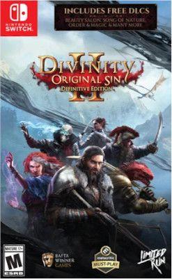 Divinity: Original Sin II: Definitive Edition