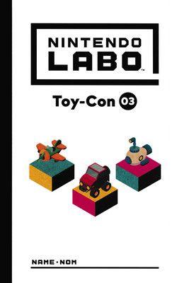 Nintendo labo: Toy-Con 03 – Kit De Vehículos