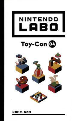 Nintendo labo: Toy-Con 04 – Kit De VR