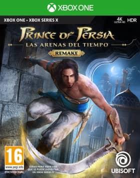 Principe de Persia: Las arenas del tiempo (Remake)