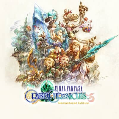 Final Fantasy; Crystal Chronicles: Remastered Edition