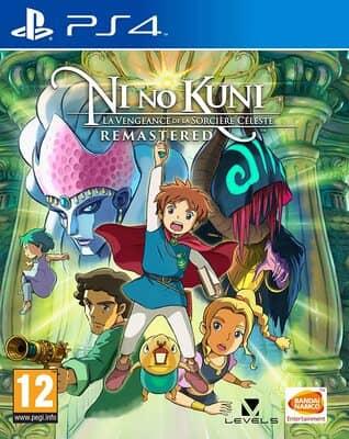 Ni no Kuni: La ira de la Bruja Blanca: Remastered