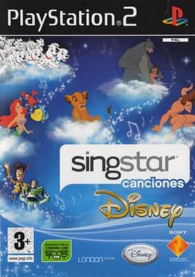 SingStar Canciones Disney