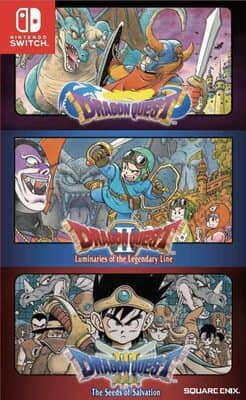 Dragon Quest 1 2 3 Collection