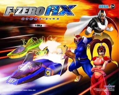 F Zero AX